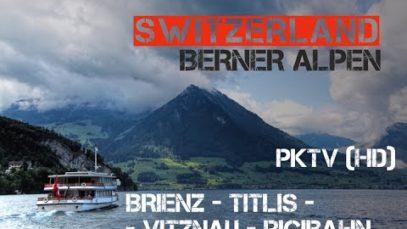 Switzerland – Bernese Alps [HD] [#3]