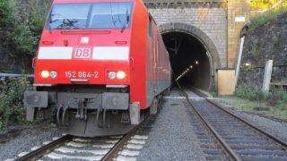 Führerstandsmitfahrt BR 152 Lehrte-Hameln-Altenbeken-Warburg-Kassel