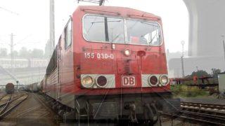 Führerstandsmitfahrt BR 155 von Seelze – Hamm inkl. Bespannung