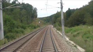 Führerstandsmitfahrt Salzburg Hbf.-Attnang (Remake)