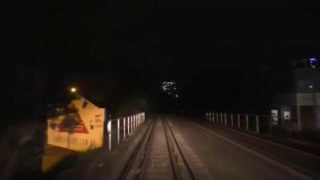 See how Melbourne Wakes Up! Melbourne Tram Driver View Night Network Route 96