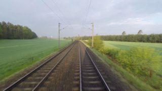Cabinerit, Führerstandmitfahrt: Maschen RBF – Rotenburg – Stolzenau-Leese