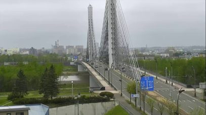 十勝大橋ライブカメラ Live Camera in Tokachi Big Bridge over the Tokachi river, Hokkaido in Japan