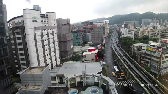 "[ Taiwan ] Live view demonstration : mygvcloud ""UBLC1301″(Outdoor)"