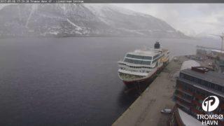 Tromsø Havn KF – Livestream Sentrum