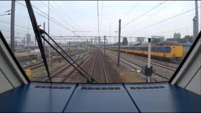 CABVIEW HOLLAND Utrecht – Den Haag SLT 2017