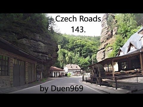 Czech Roads (142.) – České Švýcarsko – Hřensko – Děčín – Ústí nad Labem – Litoměřice – Liběchov