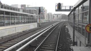 Führerstandsmitfahrt S-Bahn Berlin von Spandau nach Ostbahnhof auf der S5 in 4K