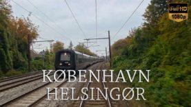 Train Driver's View: Copenhagen to Helsingør (Part 2 of 2)