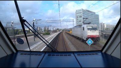 CABVIEW HOLLAND Hoofddorp – Hilversum – Utrecht SLT 2017