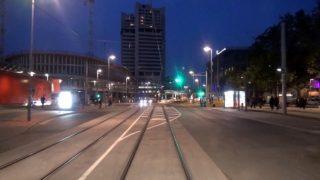 [ÜSTRA] Fahrerstandsmitfahrt – Linie 10 Ahlem – Hauptbahnhof/ZOB | Auf zum neuen Endpunkt