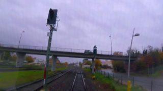 Führerstandsmitfahrt Von Grünstadt nach Neustadt