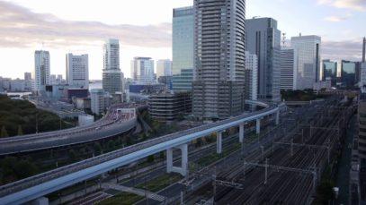 Tokyo City Livecamera HD 24/7 汐留 鉄道 ライブカメラ