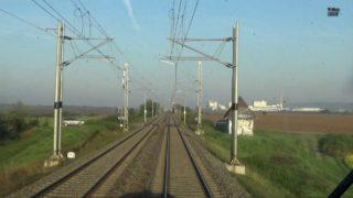 Von Břeclav nach Brno hl.n.