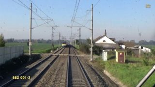Von Pardubice hl. n. nach Praha hl. n.