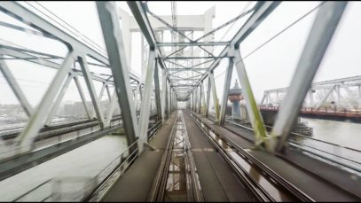 4K Cab Ride NL Den Haag HS – Delft – Rotterdam CS – Dordrecht / SPR 5057 / 15-11-2017