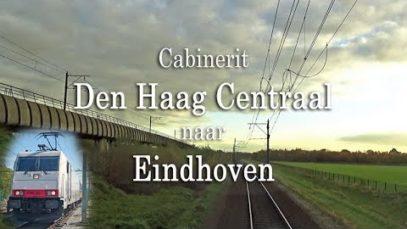 Cabinerit Intercity Den Haag Centraal – Eindhoven via de HSL
