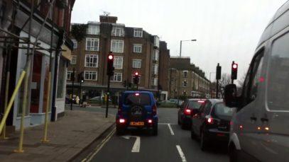 London Streets (604.) – Barnes – Richmond – Twickenham – Feltham – Hatton Cross