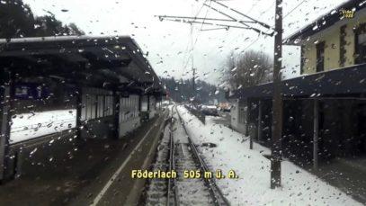 Von Salzburg nach Klagenfurt. 6. Teil