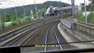 Von Wien nach St Pölten