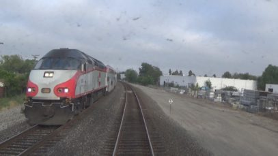 Caltrain Entire Line Ride (Gilroy to San Francisco) – 5/22/17