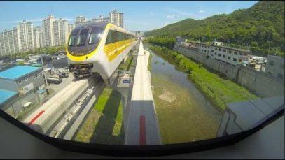 Daegu Monorail – POV (2015) 대구 모노레일