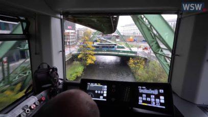Generation 15 – Führerstandsmitfahrt mit der Wuppertaler Schwebebahn