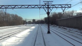 South Shore Line – Chicago, IL. to Gary, IN. [WINTER 2016]