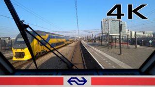 CABVIEW HOLLAND Hoofddorp Opstel – Schiphol – Almere Oostvaarders SLT 2018