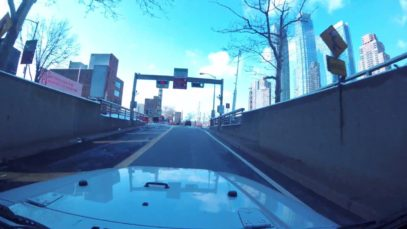Driving to Tannersville, Pennsylvania from Manhattan, NYC