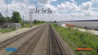 Metra Ride Along – BNSF Railway: Inbound