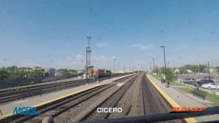 Metra Ride Along – BNSF Railway: Outbound