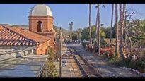 San Juan Capistrano, California – Virtual Railfan LIVE (DEMO)