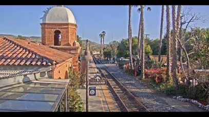 San Juan Capistrano, California – Virtual Railfan LIVE (DEMO)