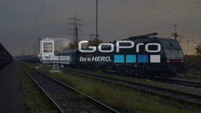 Cabinerit, Führerstandmitfahrt: Botrop-Süd -Viersen Gbf – Venlo