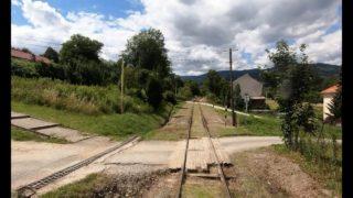 Driver's Eye View – Plešivec to Slavošovce (Slovakia)