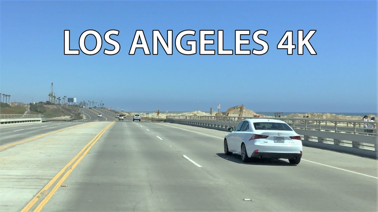 Drive 4K – Pacific Coast Highway – USA
