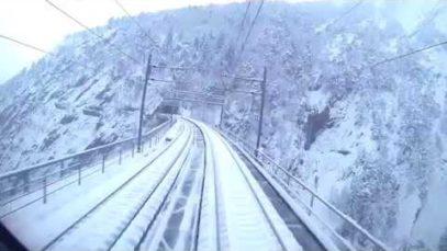 GoTrain – Lötschberg im Schnee