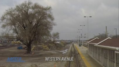 Metra Ride Along – North Central Service: Outbound