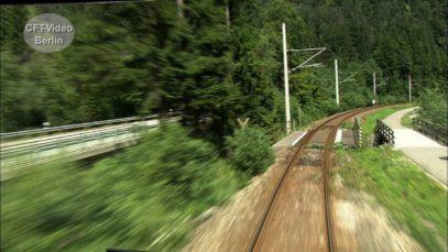 Führerstandsmitfahrt Ehrwald – Garmisch