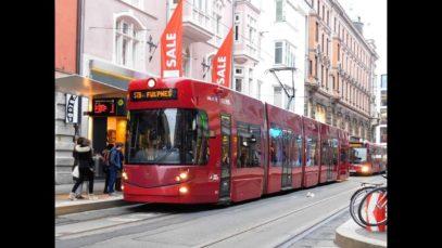 Cab view Line STB : Innsbruck Hauptbahnhof – Fulpmes