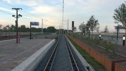 HTM RandstadRail 4 Lansingerland-Zoetermeer – Den Haag De Uithof | Alstom RegioCitadis 4059 | 2019