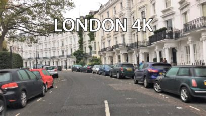 London 4K – Morning Drive