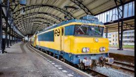 4K Cab Ride NL Haarlem – Alkmaar – Haarlem / IC 3456 / 17-05-2019