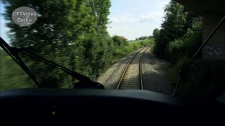 Führerstandsmitfahrt Kempten-Reutte/Tirol im Dieseltriebzug BR 642