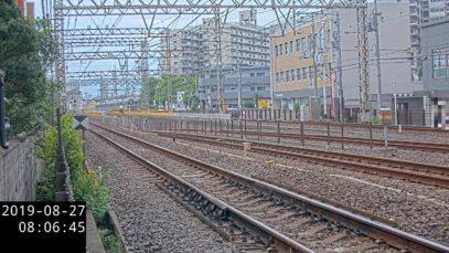 南海電車 高野線 泉北線 なかもず 鉄道ライブカメラ Nankai Train Senboku Line Train Live Camera