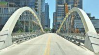 Austin 4K – Skyscraper District Drive – USA