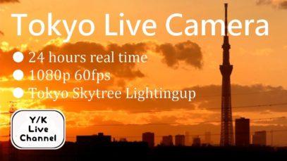 LiveCamera Tokyo Skytree 東京スカイツリーライブカメラ