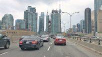 Toronto 4K – Skyline Expressway – Canada