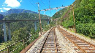 Bellinzona – Göschenen – Wassen Gotthard cab ride [08.2019]